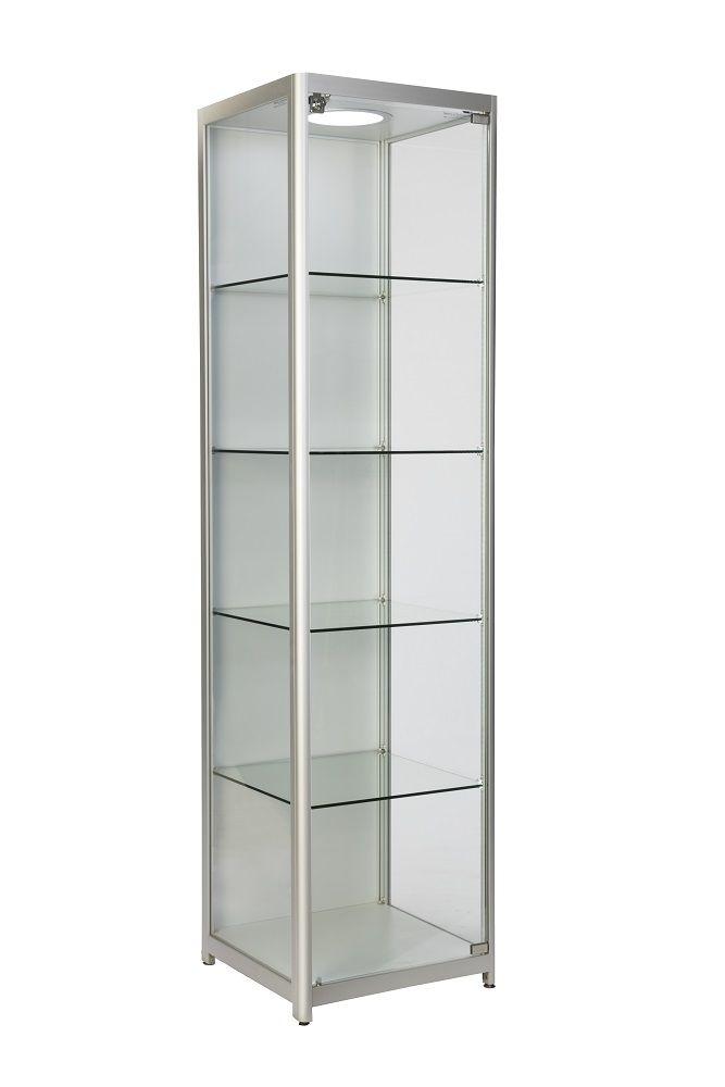Prestige Aluminium Cabinet K500 Full Gl